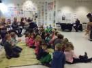Rosenfeldtsskolans (Fkl, årskurs 1-2) musikal i Trefaldighetskyrkan